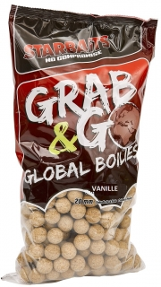 Starbaits Global boilies VANILLE 20mm