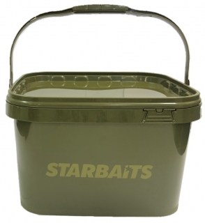 Kbelík Square Starbaits 8L