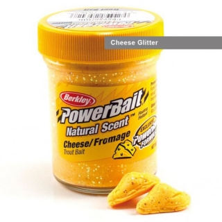 Těsto na pstruhy Berkley PowerBait Select Trout Bait 50g CHEESE GLITTER