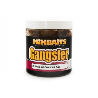Mikbaits boilie v dipu Gangster G2 250ml
