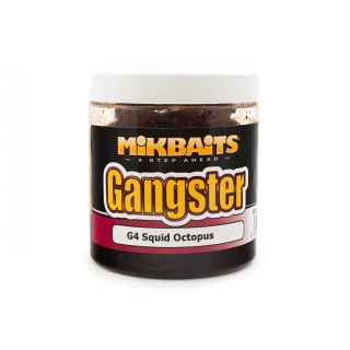 Mikbaits boilie v dipu Gangster G4 250ml