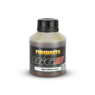Mikbaits booster Legends 250ml
