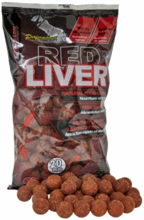 STARBAITS Boilies Concept Red Liver