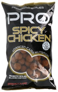 STARBAITS Boilies Probiotic Spicy Chicken