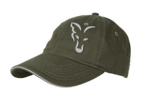 Fox Kšiltovka Green Silver Trucker Baseball Cap